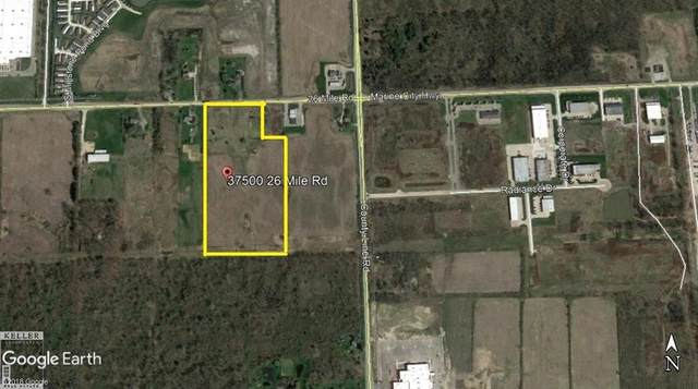 37500 26 MILE, Chesterfield Twp, MI 48047 (#58050039709) :: RE/MAX Nexus