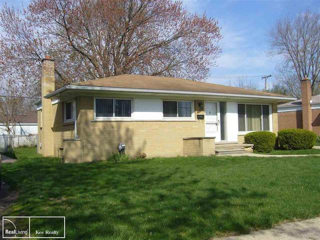 21155 Suffolk, Clinton Twp, MI 48035 (#58050039731) :: Real Estate For A CAUSE