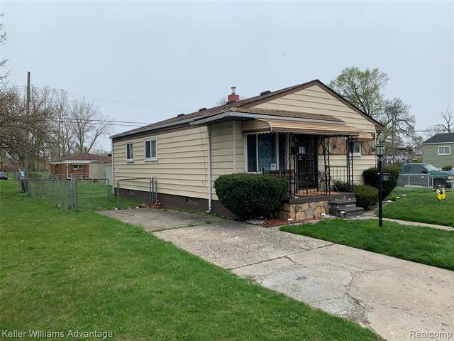 3823 9TH Street, Ecorse, MI 48229 (#2210028738) :: Real Estate For A CAUSE