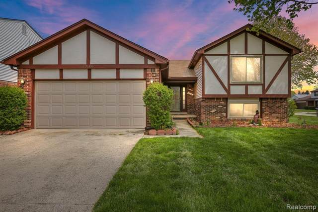 1316 Revere Drive, Troy, MI 48083 (#2210028878) :: Real Estate For A CAUSE