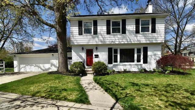 1901 Littlestone, Grosse Pointe Woods, MI 48236 (#58050039833) :: Real Estate For A CAUSE