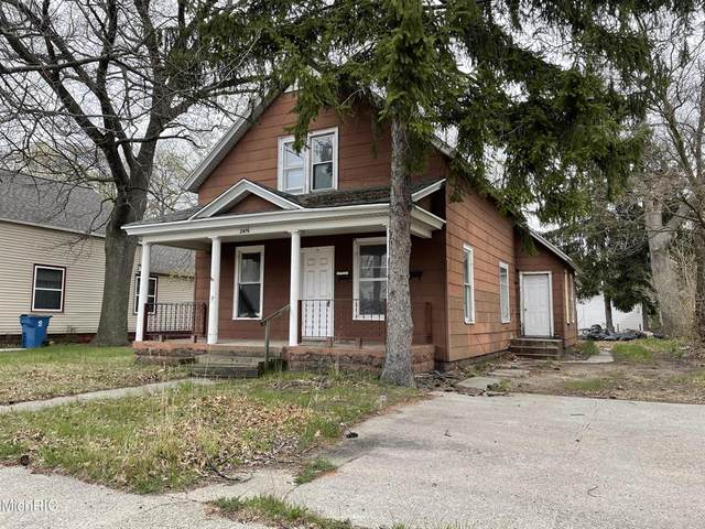 2416 Sanford Street, Muskegon Heights, MI 49444 (#65021013941) :: Real Estate For A CAUSE
