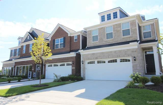 724 Peppermint Drive, Rochester Hills, MI 48307 (#2210029178) :: Real Estate For A CAUSE