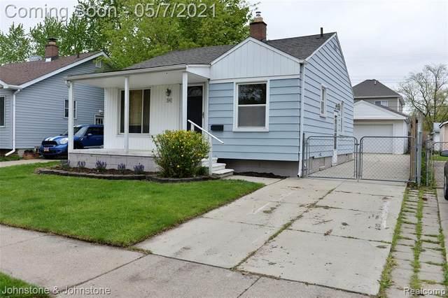 3542 Tyler Avenue, Berkley, MI 48072 (#2210029225) :: Real Estate For A CAUSE