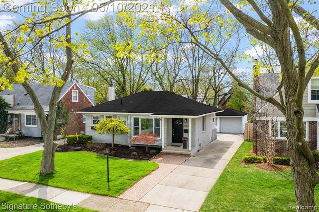 2362 Windemere Road, Birmingham, MI 48009 (#2210029249) :: Real Estate For A CAUSE