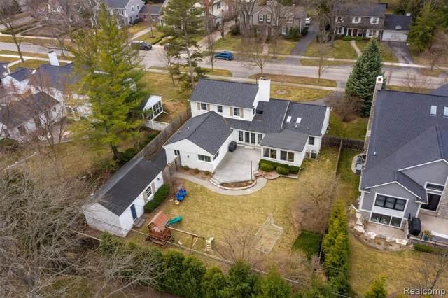 1192 Lake Park Drive, Birmingham, MI 48009 (#2210029287) :: The Alex Nugent Team | Real Estate One
