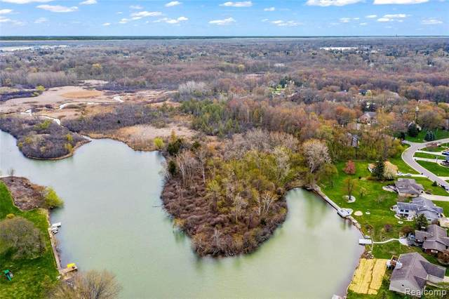 Vac Sunnybeach Drive, White Lake Twp, MI 48386 (#2210029447) :: Real Estate For A CAUSE