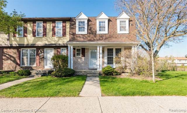 36319 Park Place Drive, Sterling Heights, MI 48310 (#2210029496) :: RE/MAX Nexus
