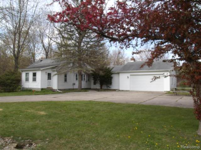 35774 Huron River Drive, Huron Twp, MI 48164 (#2210029598) :: Real Estate For A CAUSE
