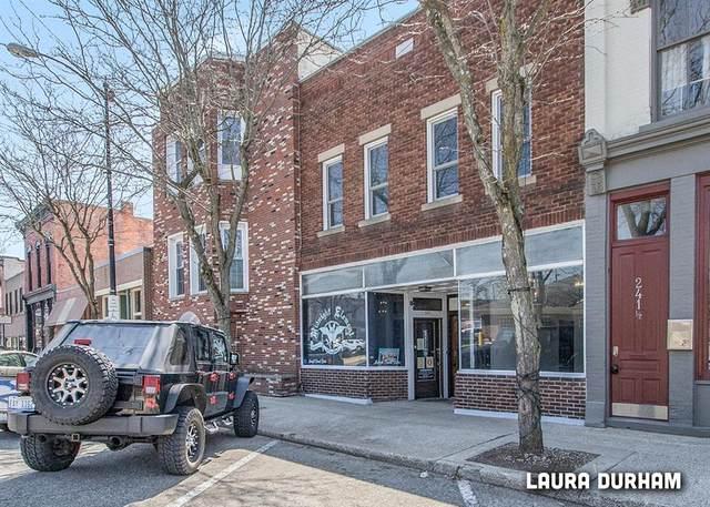 239 Hubbard Street, Allegan, MI 49010 (#71021014140) :: Novak & Associates