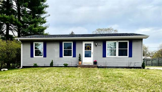 219 S Dekrafft Avenue, Big Rapids, MI 49307 (#72021014161) :: Real Estate For A CAUSE