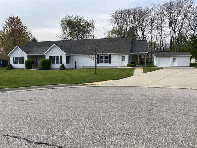 3 Heritage Ct, COLDWATER CITY, MI 49036 (#62021014207) :: Real Estate For A CAUSE
