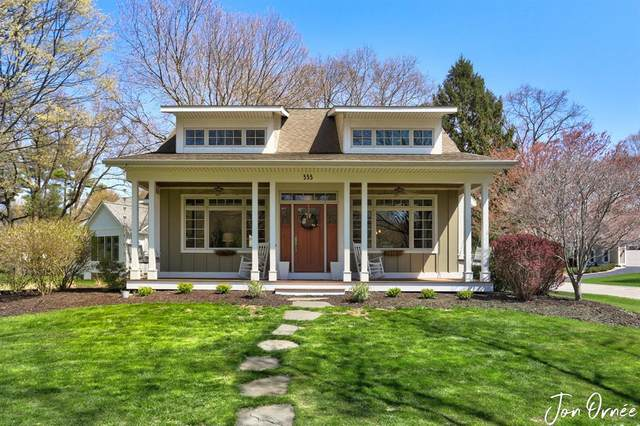 333 Lakeshore Drive, Park Twp, MI 49424 (#71021014219) :: Real Estate For A CAUSE