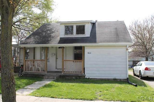 804 Erie St, Adrian, MI 49221 (#56050040037) :: The Alex Nugent Team | Real Estate One