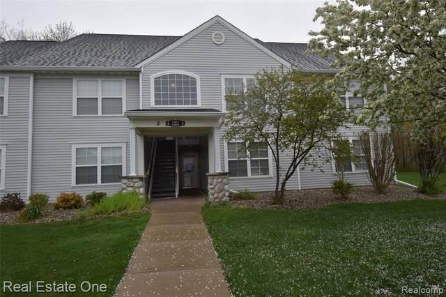 12414 Saint Andrews Way, Fenton Twp, MI 48430 (#2210029843) :: Real Estate For A CAUSE