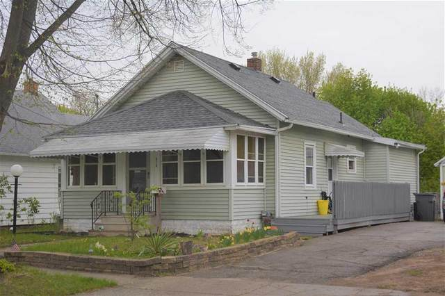 614 Adams St, CITY OF JACKSON, MI 49202 (#55202101103) :: Real Estate For A CAUSE
