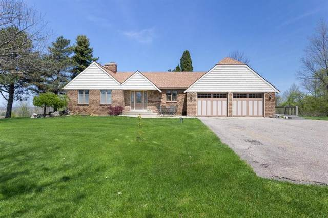 2889 16th Avenue, Jamestown Twp, MI 49426 (#71021014331) :: Novak & Associates