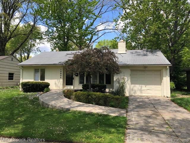 15802 Birwood Avenue, Beverly Hills Vlg, MI 48025 (#2210030100) :: Real Estate For A CAUSE