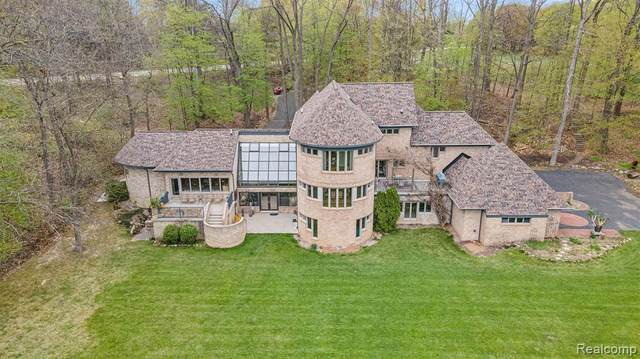 9087 Ridge Road, Atlas Twp, MI 48438 (#2210030125) :: Real Estate For A CAUSE