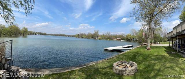 Vacant Cooley Lake Rd, Waterford Twp, MI 48327 (#2210030153) :: Real Estate For A CAUSE