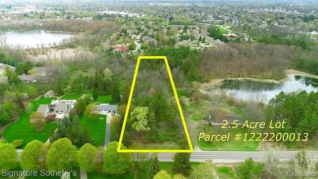 00000 Mccandlish Road, Grand Blanc Twp, MI 48439 (#2210030241) :: Novak & Associates