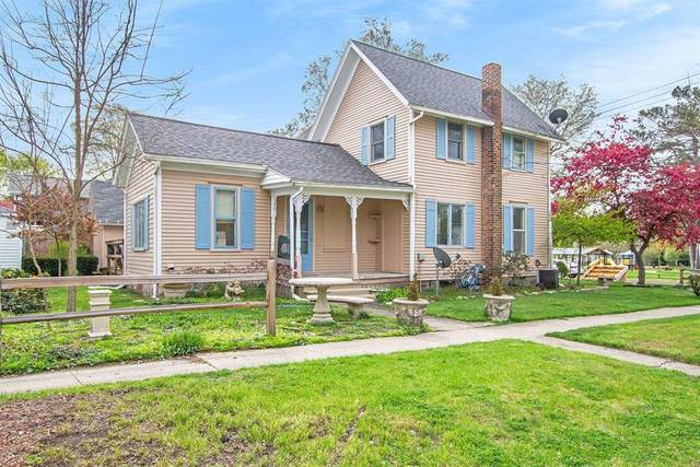 634 W Prospect Street, Marshall, MI 49068 (#64021014453) :: Real Estate For A CAUSE