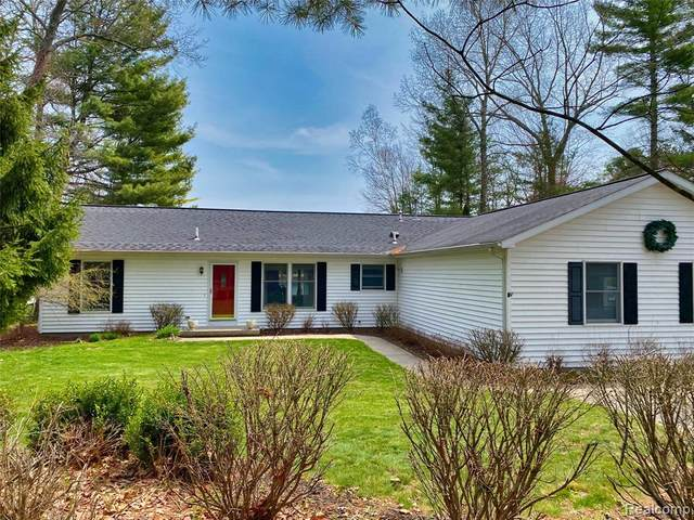 6960 Cedar Lake Road, OSCODA TWP, MI 48750 (#2210030261) :: Real Estate For A CAUSE