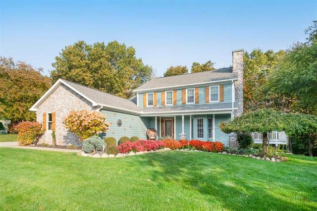 1101 Arthurs Court, Putnam Twp, MI 48169 (#543280495) :: Real Estate For A CAUSE