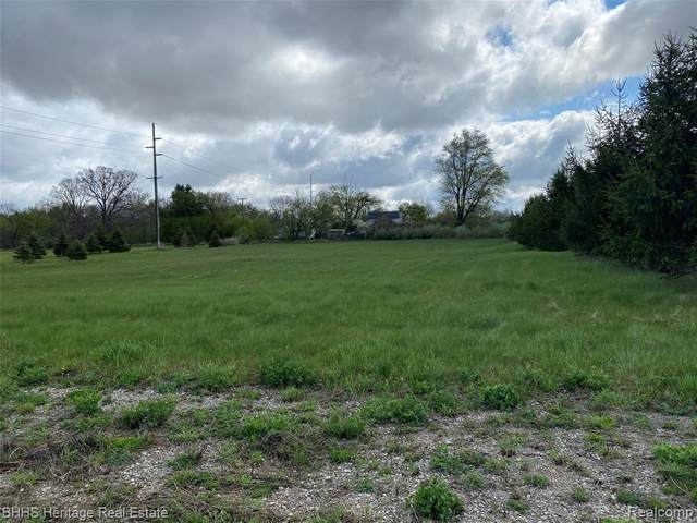 Lot 15 Crofoot Road, Iosco Twp, MI 48836 (#2210030307) :: Real Estate For A CAUSE