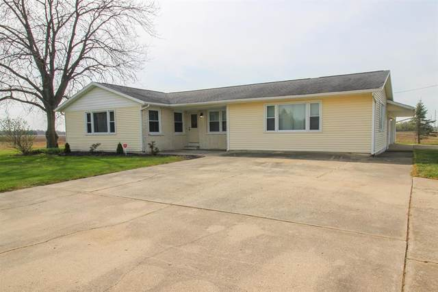 58027 Haines Road, Lockport Twp, MI 49093 (#68021014522) :: RE/MAX Nexus