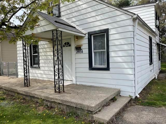 28934 Krauter Street, Garden City, MI 48135 (#2210030377) :: Real Estate For A CAUSE