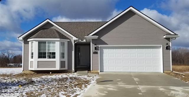 4419 Cross Creek Boulevard #70, Burton, MI 48509 (#2210030398) :: Real Estate For A CAUSE