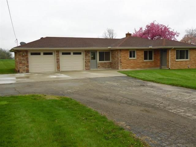 8591 Austin, Bridgewater, MI 48176 (#543279486) :: Real Estate For A CAUSE