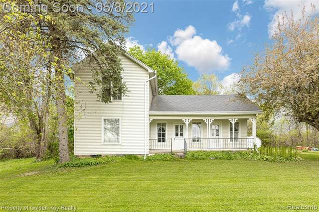 11560 Toma Road, Putnam Twp, MI 48169 (#2210030465) :: Real Estate For A CAUSE