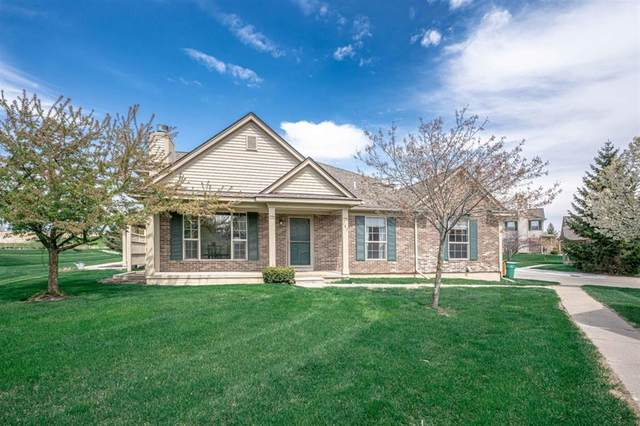 161 Commons Circle, Saline, MI 48176 (#543280555) :: Real Estate For A CAUSE