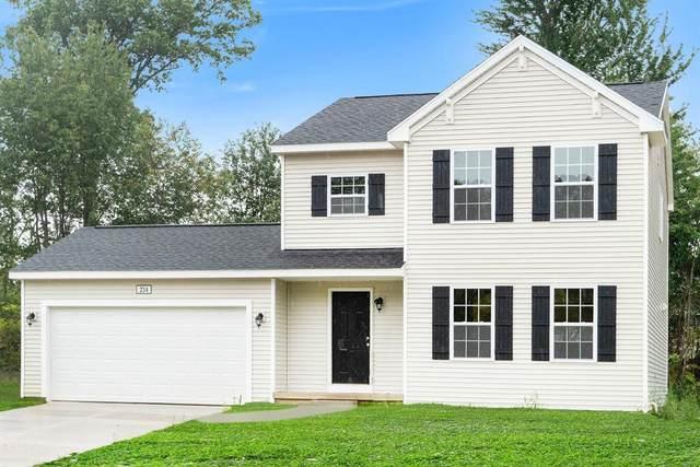 227 N Harris Street, Paw Paw Vlg, MI 49079 (#66021014643) :: Real Estate For A CAUSE