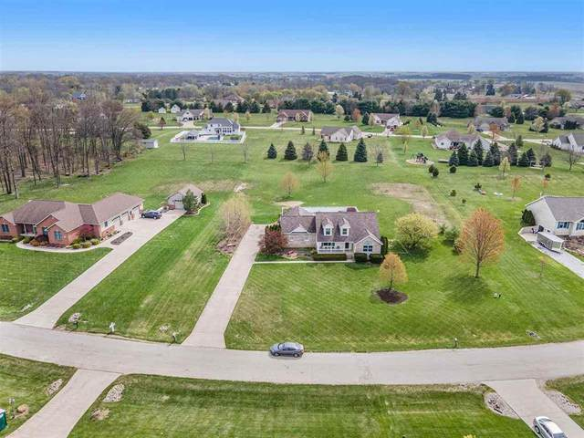 4063 Samantha Dr, RAISIN CHARTER, MI 49229 (#55202101124) :: Real Estate For A CAUSE