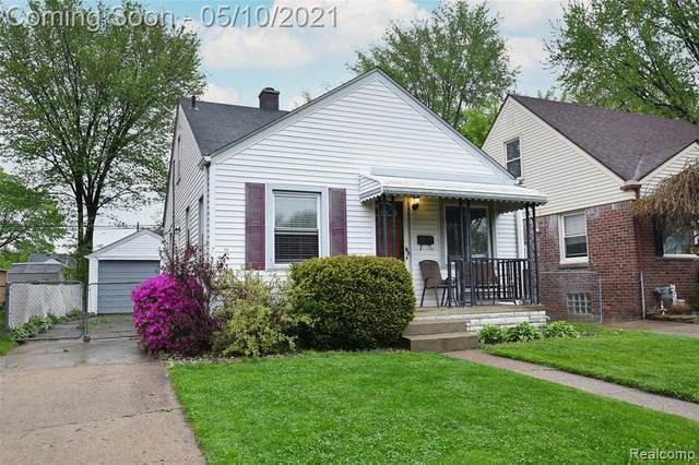 2401 Dallas Avenue, Royal Oak, MI 48067 (#2210030651) :: RE/MAX Nexus