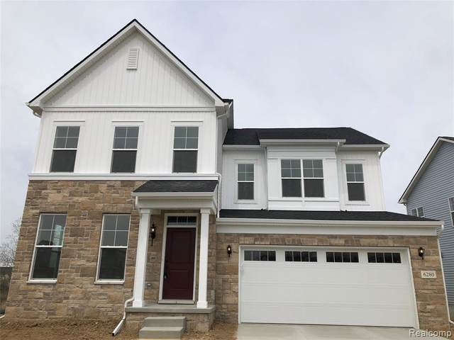 6280 N Trailwoods Drive, Scio Twp, MI 48103 (#2210030686) :: Real Estate For A CAUSE