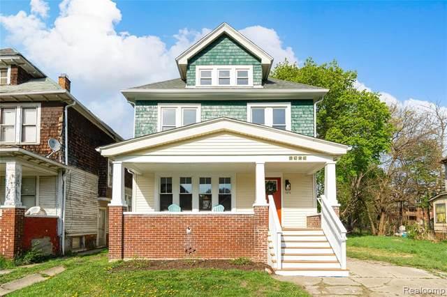 2970 Fischer Street, Detroit, MI 48214 (#2210030716) :: Real Estate For A CAUSE