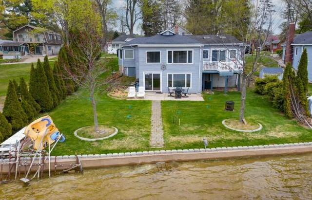 50314 Cable Lakeview Drive, Silver Creek Twp, MI 49047 (#69021014762) :: RE/MAX Nexus