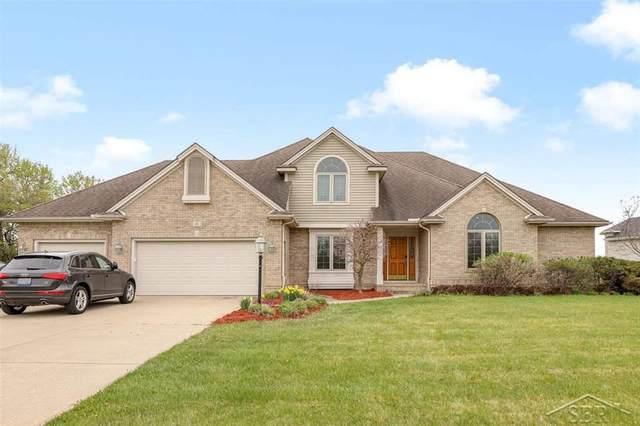 61 Sawmill Creek Trail, Saginaw Twp, MI 48603 (#61050040359) :: Real Estate For A CAUSE