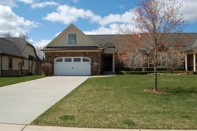 12187 Tullymore Drive #38, Austin Twp, MI 49346 (#72021014817) :: Real Estate For A CAUSE