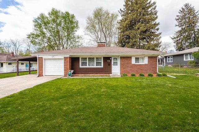 1124 S Grinnell, CITY OF JACKSON, MI 49203 (#55202101139) :: Real Estate For A CAUSE