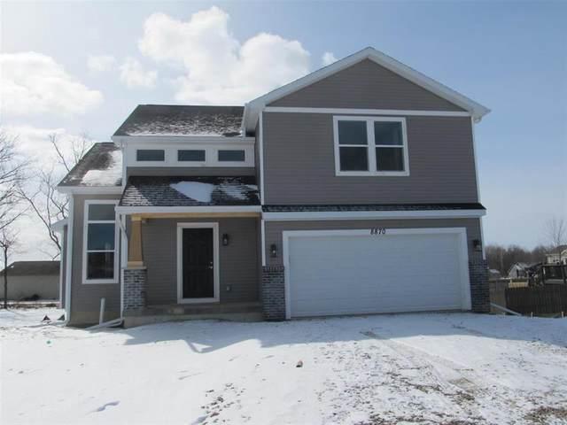 5143 Grand River Circle, BLACKMAN CHARTER, MI 49201 (#55202101141) :: Real Estate For A CAUSE