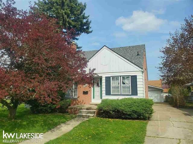 26834 Parkington St, Roseville, MI 48066 (#58050040402) :: Real Estate For A CAUSE