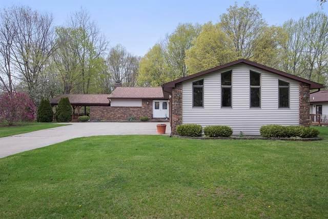 16364 Prairie Ronde Road, Prairie Ronde Twp, MI 49087 (#66021014875) :: Real Estate For A CAUSE