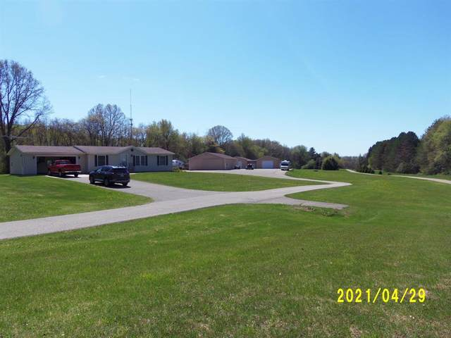 8415 N 12TH Street, Alamo Twp, MI 49009 (#66021014890) :: Novak & Associates