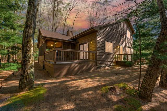 7017 Sand Dune Drive, Chikaming Twp, MI 49125 (#69021014931) :: Real Estate For A CAUSE