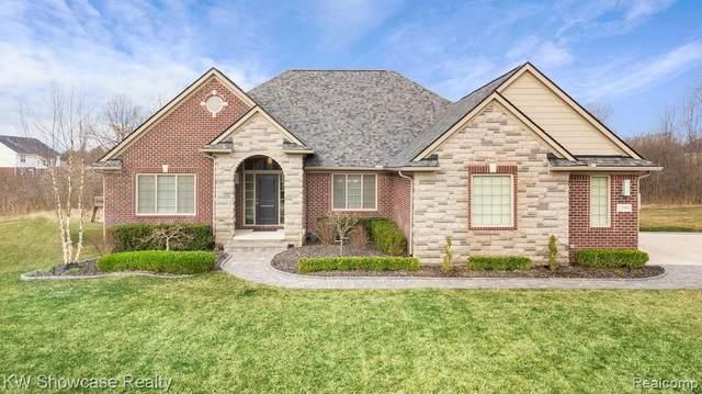 22981 Cheyenne Drive, Lyon Twp, MI 48178 (#2210031010) :: Duneske Real Estate Advisors